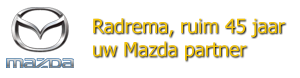 Radrema, ruim 45 jaar uw Mazda partner