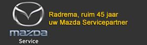 Radrema, ruim 45 jaar uw Mazda servicepartner